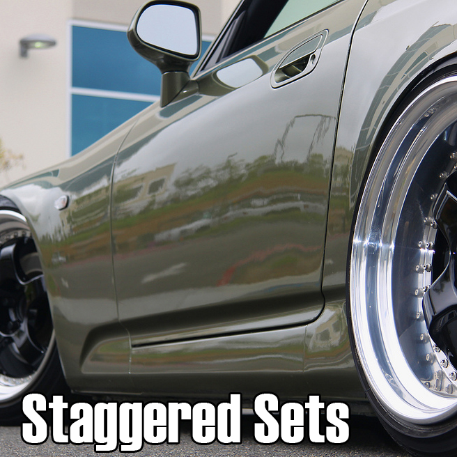 Staggered Rim Sets