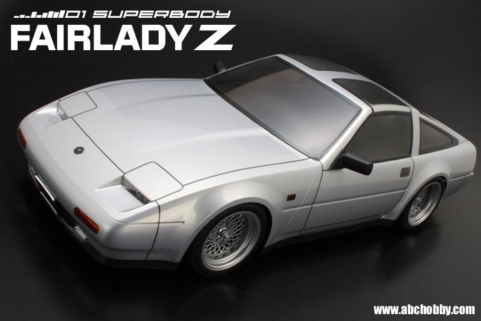 Nissan Fairlady Z 200zx Z31 Kouki 110 Body Set Abc Hobby 66123