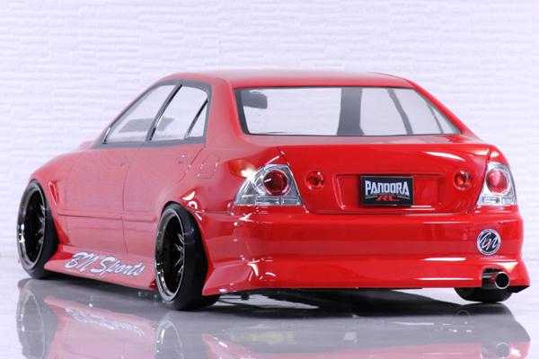 Toyota Altezza / Lexus IS300 BN Sports Edition 1/10 Body ...