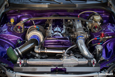 Engine Bays