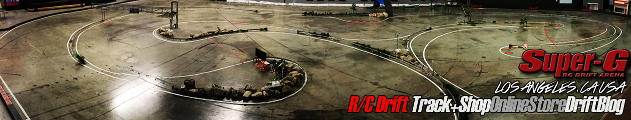 Super-G R/C Drift Arena [HOME]
