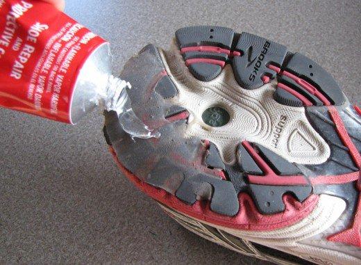 Tennis Shoe Sole Repair