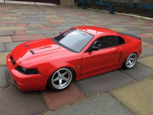 Mustang Rocket Price >> 2003 Ford Mustang Cobra 1/10 Body Set [APlastics] | Super ...