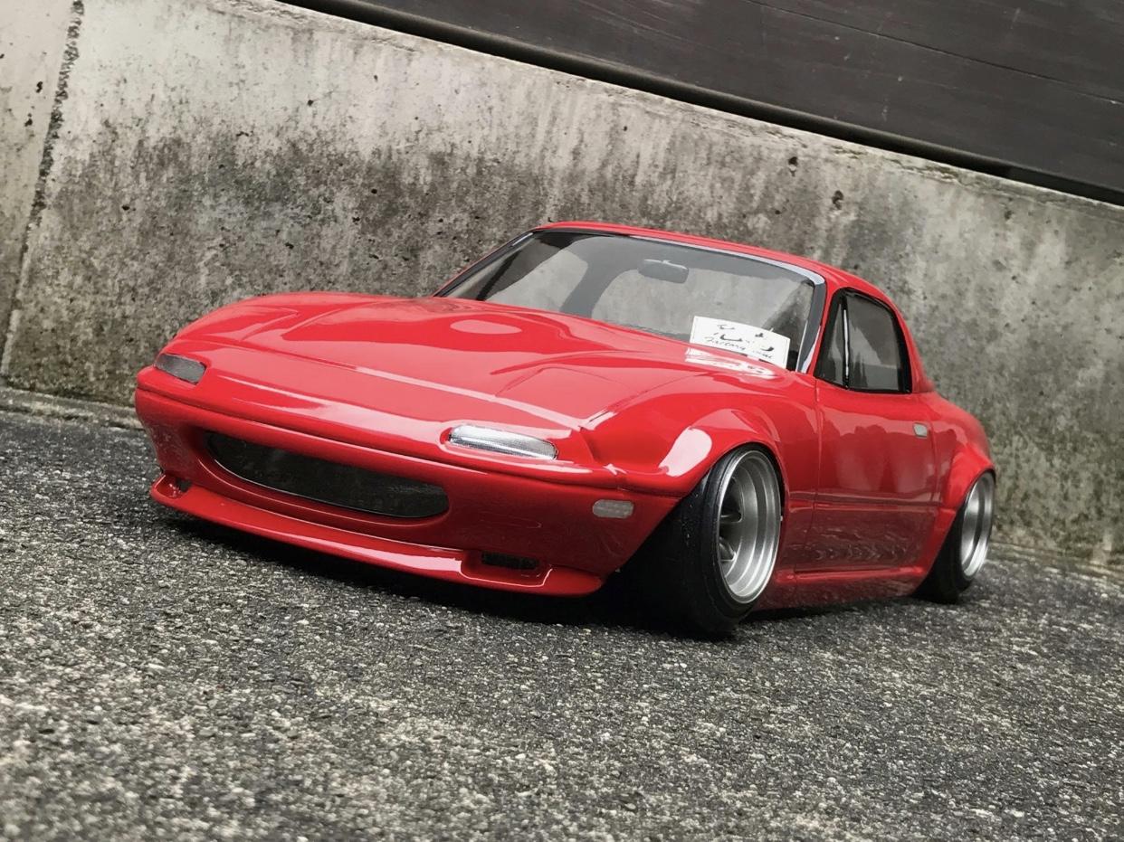 Mazda Miata Eunos Roadster 1 10 Body Set Pandora Pab 2181 Super