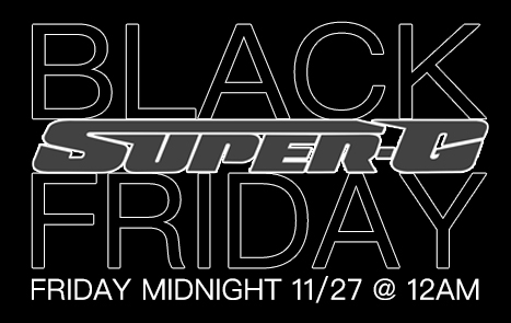 Black Friday (Just a few hours away)