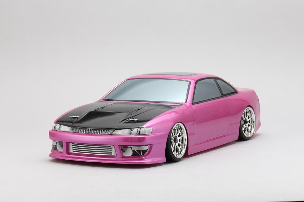Nissan Silvia S14 Kouki 460power S14 Silvia 1 10 Body Set Yokomo Sd S144b Super G R C Drift Arena Home