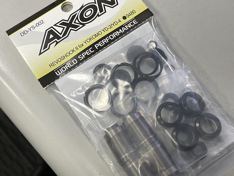 AXON Revoshock Damper Kit For Yokomo YD-2 YD-4 1:10 RC Cars Drift #DD-YS-001