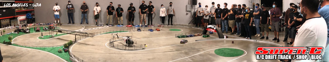 Super-G R/C Drift Arena [HOME]