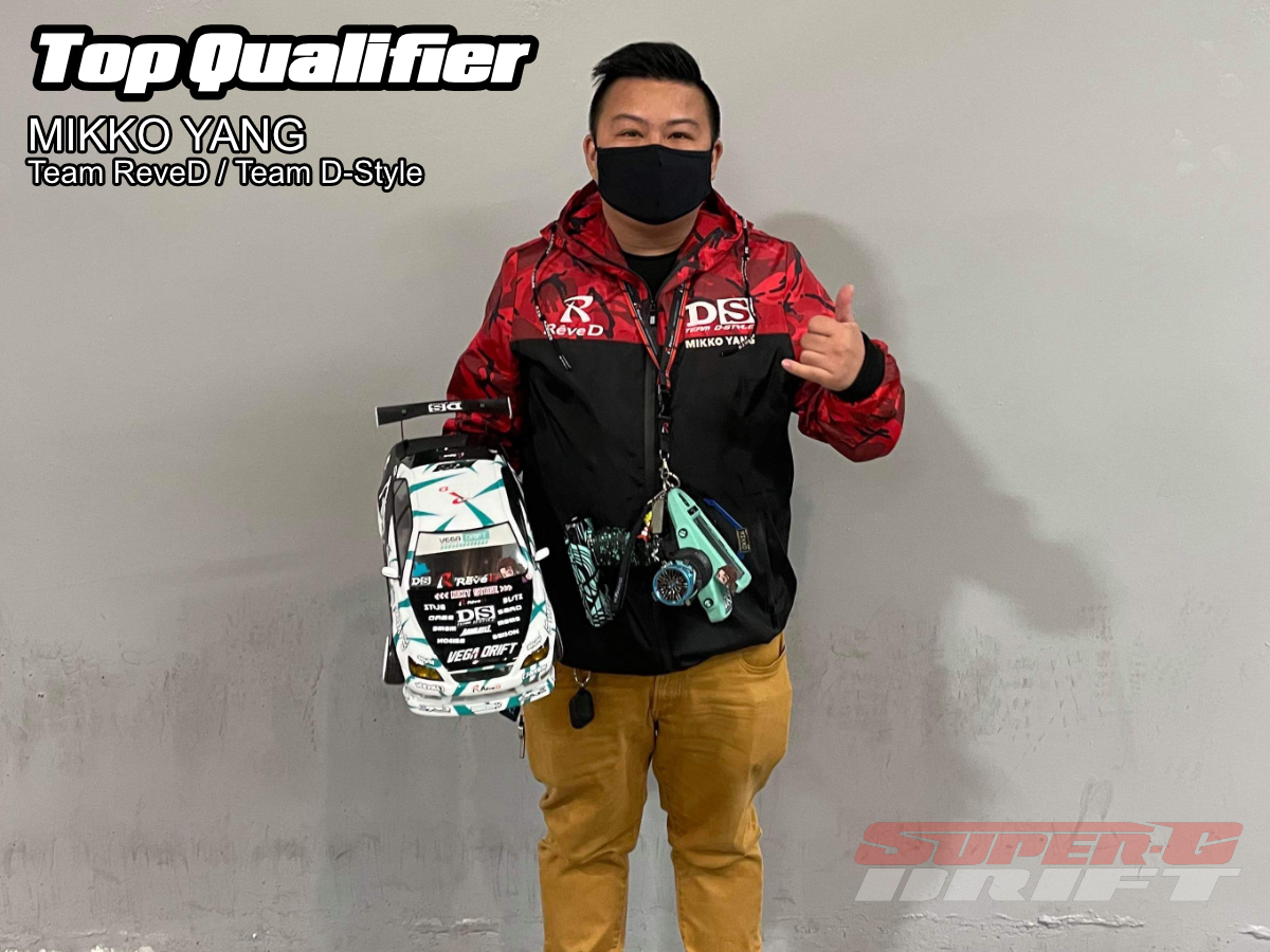 Winner of the most insane qualifying battle to date! Mikko Yang!
